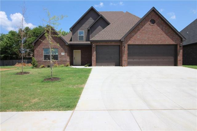1804 SW Sw Nottingham  Ave, Bentonville, AR 72712 (MLS #1066257) :: McNaughton Real Estate
