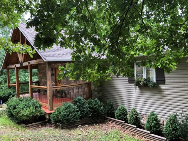 343 Ridge  Rd, Eureka Springs, AR 72631 (MLS #1075880) :: McNaughton Real Estate