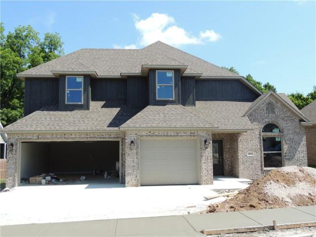 3072 Peaceful  Dr, Fayetteville, AR 72701 (MLS #1076727) :: McNaughton Real Estate