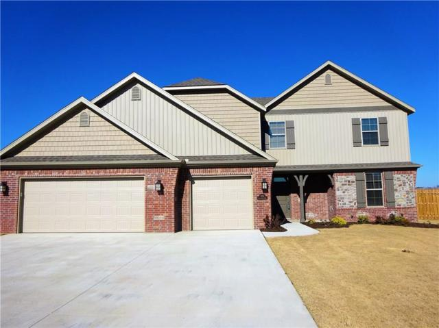 1221 Quailridge  Wy, Bentonville, AR 72712 (MLS #1082457) :: Five Doors Real Estate - Northwest Arkansas