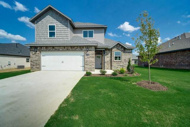 1728 Woodhause Circle, Pea Ridge, AR 72751 (MLS #1145955) :: McNaughton Real Estate