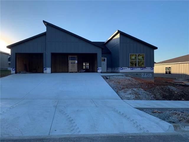 2603 N Justin, Fayetteville, AR 72704 (MLS #1156940) :: McNaughton Real Estate