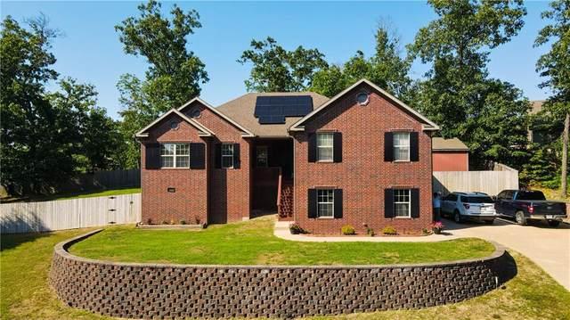 8 Allonby Circle, Bella Vista, AR 72714 (MLS #1191920) :: McNaughton Real Estate