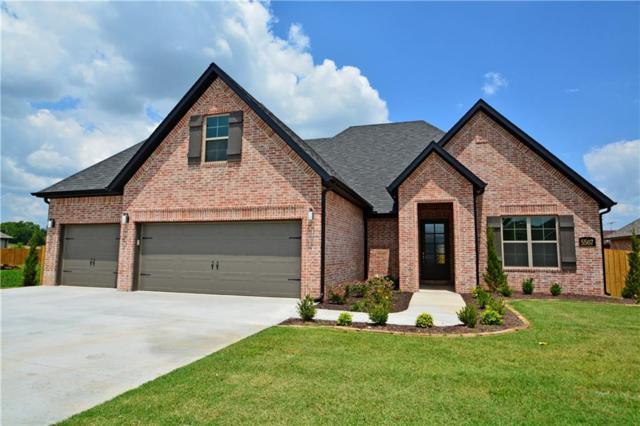 5507 W W Bay  Dr, Rogers, AR 72758 (MLS #1072280) :: McNaughton Real Estate