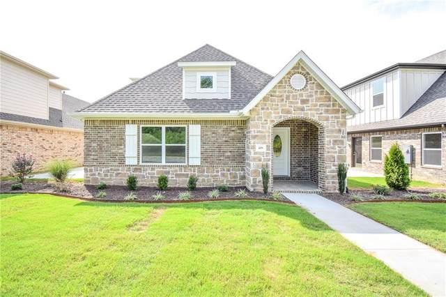 659 N Salem, Fayetteville, AR 72704 (MLS #1146376) :: Five Doors Network Northwest Arkansas