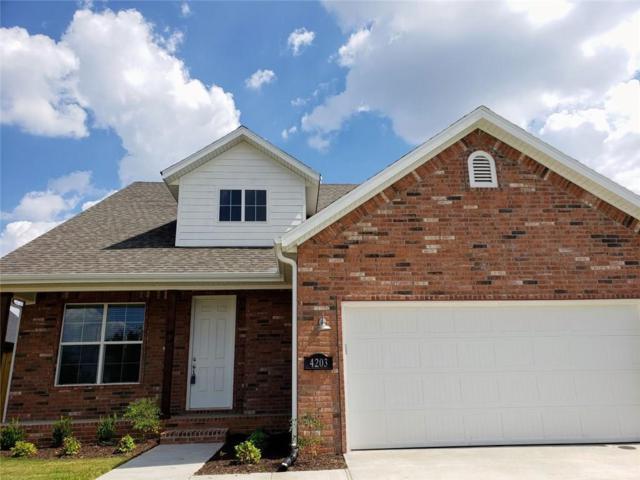 4203 SW Sw Nativestone  St, Bentonville, AR 72712 (MLS #1070694) :: McNaughton Real Estate