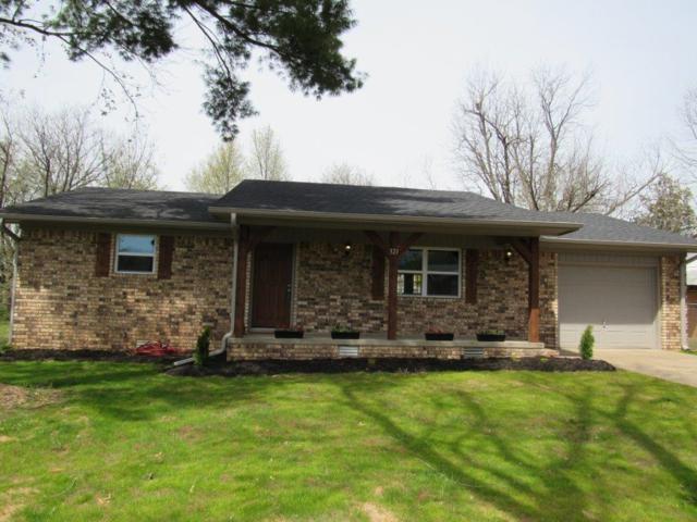 321 W Elliff Street, Siloam Springs, AR 72761 (MLS #1072954) :: McNaughton Real Estate