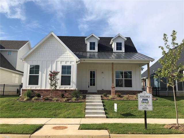6802 Summer Hill Cove, Springdale, AR 72762 (MLS #1166553) :: McNaughton Real Estate