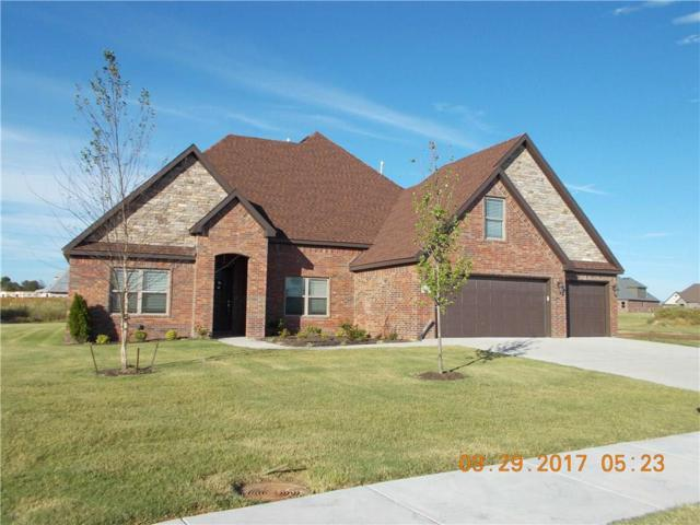 1810 Edinburgh Avenue, Bentonville, AR 72712 (MLS #1031061) :: McNaughton Real Estate