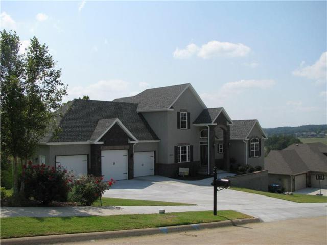 3506 NW Creekstone Cove, Bentonville, AR 72712 (MLS #1034565) :: McNaughton Real Estate