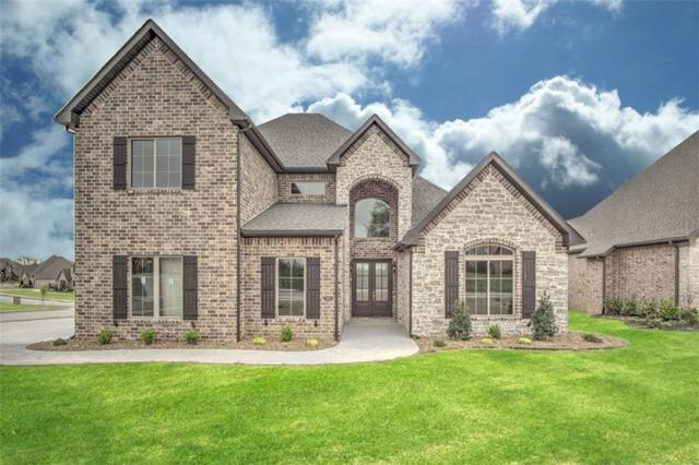 2950 Red Oak  Ct, Centerton, AR 72719 (MLS #1065853) :: McNaughton Real Estate
