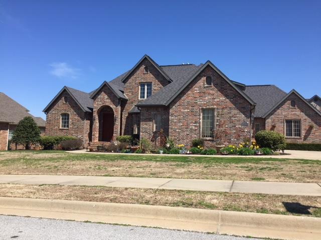 6605 S Willowridge Lane, Rogers, AR 72758 (MLS #10002243) :: McNaughton Real Estate