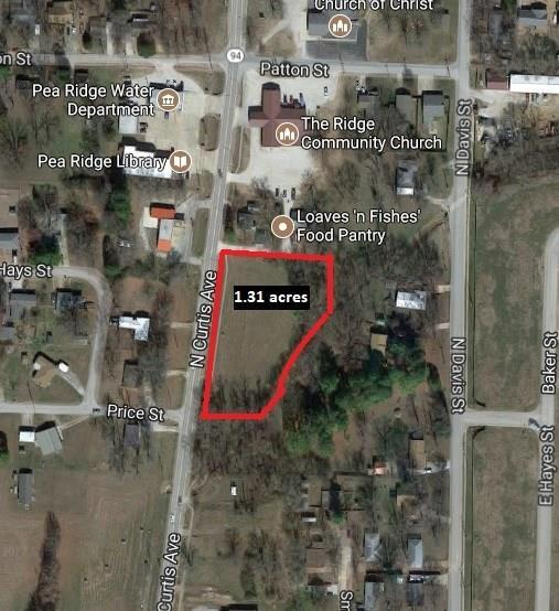 700 N Curtis Avenue, Pea Ridge, AR 72751 (MLS #1053461) :: McNaughton Real Estate
