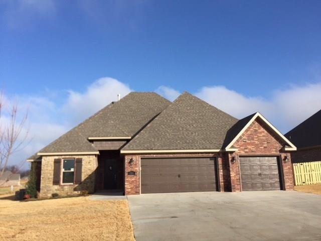 876 Via Firenze, Springdale, AR 72762 (MLS #1053525) :: McNaughton Real Estate