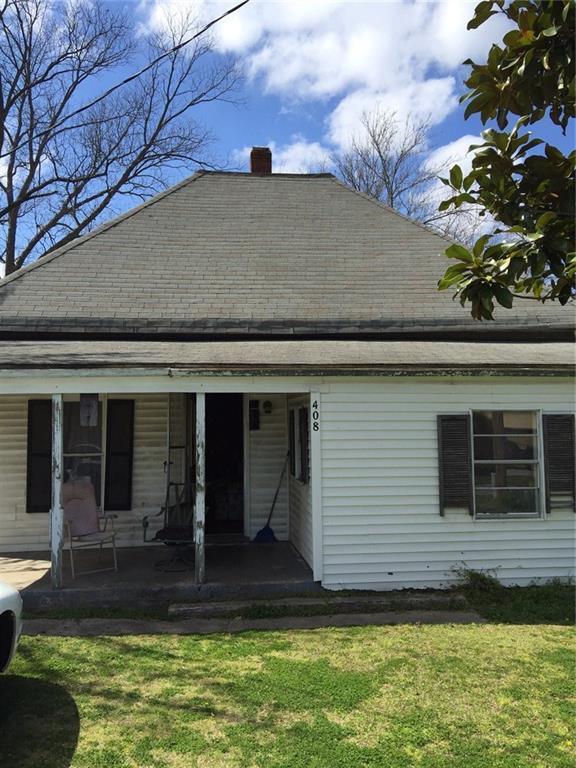 408 SE Se D, Bentonville, AR 72712 (MLS #1060172) :: McNaughton Real Estate