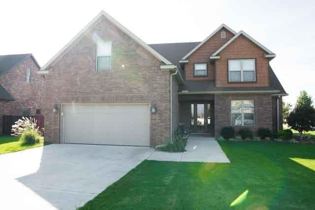 290 Bella Toscana Street, Springdale, AR 72762 (MLS #1062508) :: McNaughton Real Estate