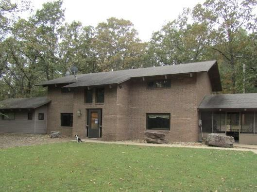 15151 Prairie Grove Lake  Rd, Prairie Grove, AR 72753 (MLS #1065576) :: McNaughton Real Estate