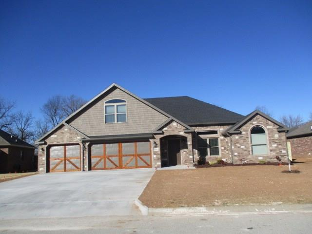 10981 Windswept, Farmington, AR 72730 (MLS #1066599) :: McNaughton Real Estate