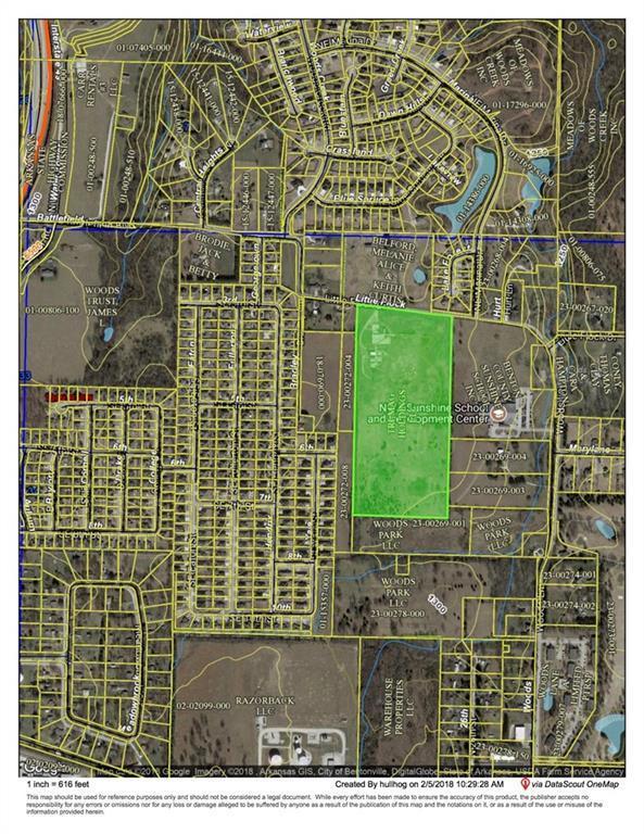2714 Little Flock  Dr, Rogers, AR 72756 (MLS #1071666) :: McNaughton Real Estate