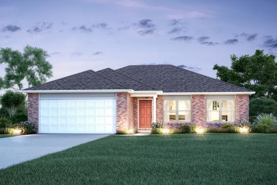1279 Willow Oak Street, Elkins, AR 72727 (MLS #1073856) :: McNaughton Real Estate