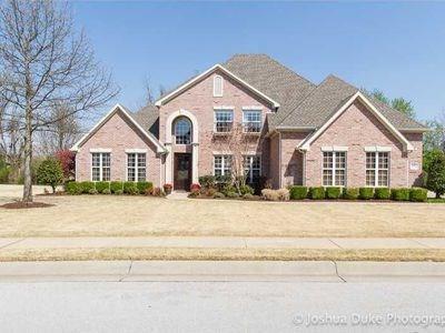 2804 Willow Bend Circle, Springdale, AR 72762 (MLS #1075547) :: McNaughton Real Estate