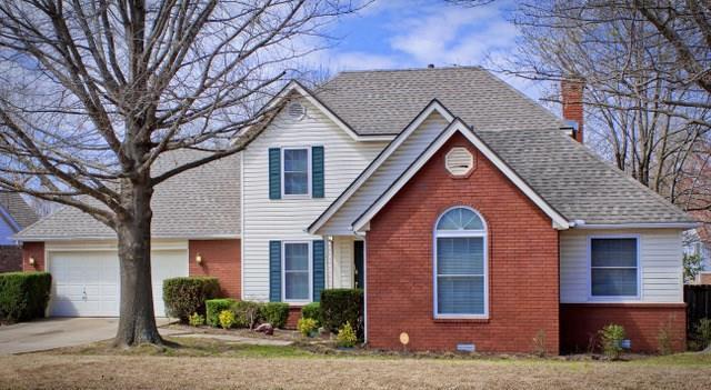 1230 Countrywood Circle, Rogers, AR 72756 (MLS #1076249) :: McNaughton Real Estate