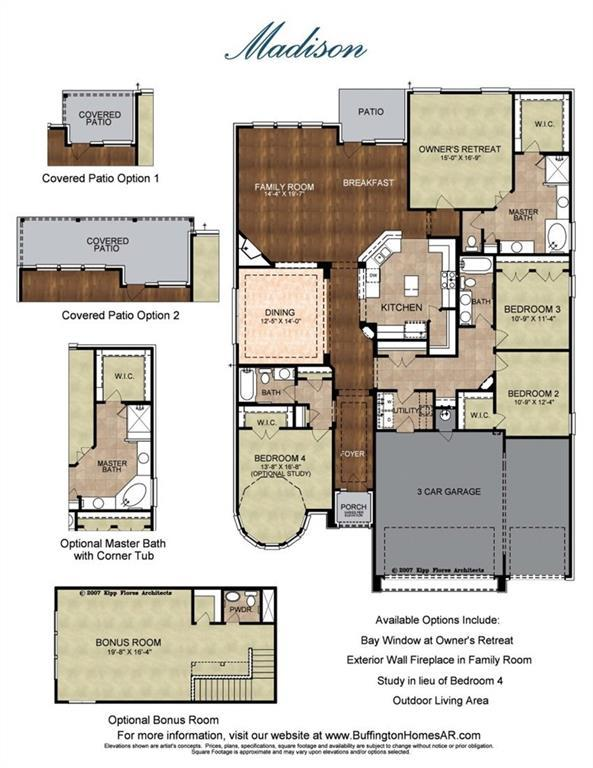 1503 SW Edinburgh Avenue, Bentonville, AR 72712 (MLS #1076284) :: McNaughton Real Estate