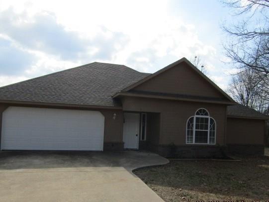 1 Witherby Lane, Bella Vista, AR 72714 (MLS #1076351) :: McNaughton Real Estate