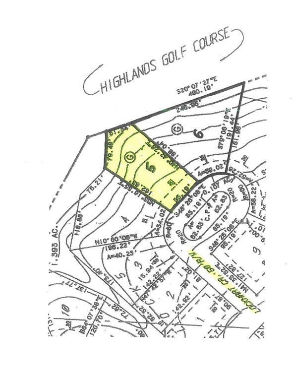 Lot 5 Lockhart  Cir, Bella Vista, AR 72715 (MLS #1079355) :: McNaughton Real Estate