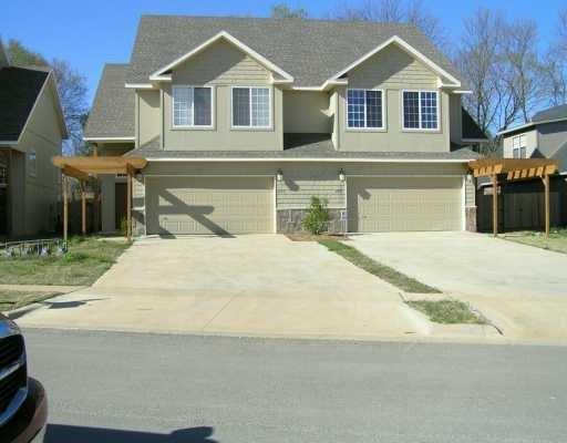 2541 Turtle Creek  Dr, Fayetteville, AR 72701 (MLS #1082349) :: McNaughton Real Estate