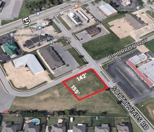 Southwinds Rd, Farmington, AR 72730 (MLS #1082573) :: McNaughton Real Estate