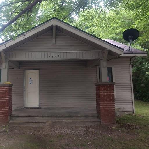 1101 Highland  Ave, Springdale, AR 72764 (MLS #1085945) :: McNaughton Real Estate
