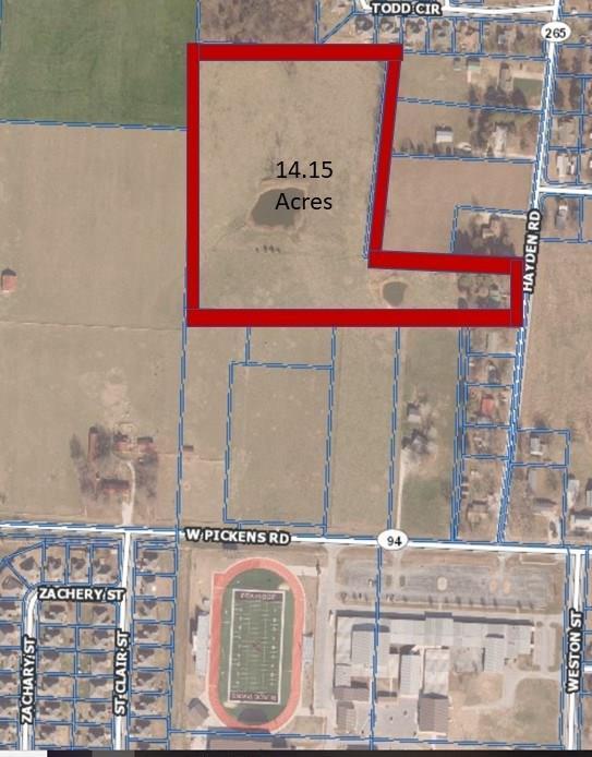 1993 Hayden  Rd, Pea Ridge, AR 72751 (MLS #1086057) :: McNaughton Real Estate