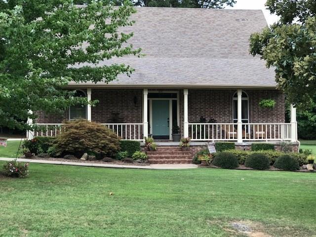 800 Governor  Rd, Huntsville, AR 72740 (MLS #1087086) :: McNaughton Real Estate