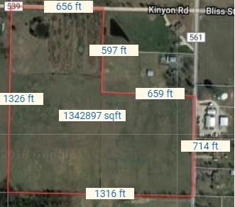 Keller Rd, Centerton, AR 72719 (MLS #1087247) :: McNaughton Real Estate