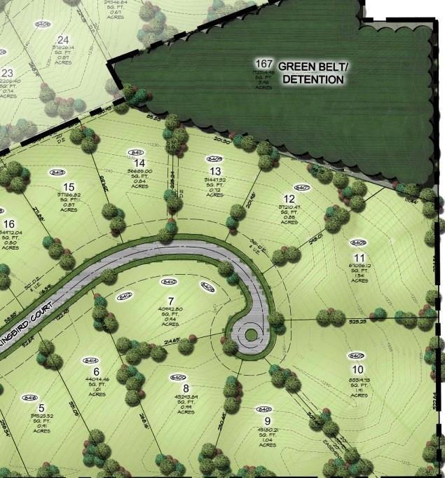 W Kingbird  Ct, Bentonville, AR 72758 (MLS #1087677) :: McNaughton Real Estate