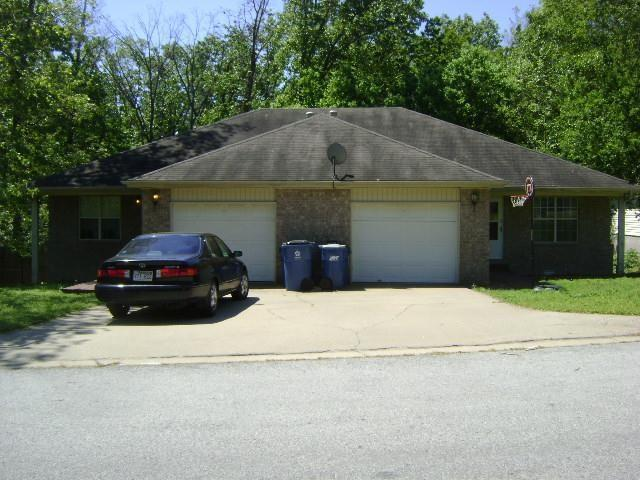 24 Holly  Dr Unit #A/B A/B, Bentonville, AR 72712 (MLS #1087684) :: McNaughton Real Estate
