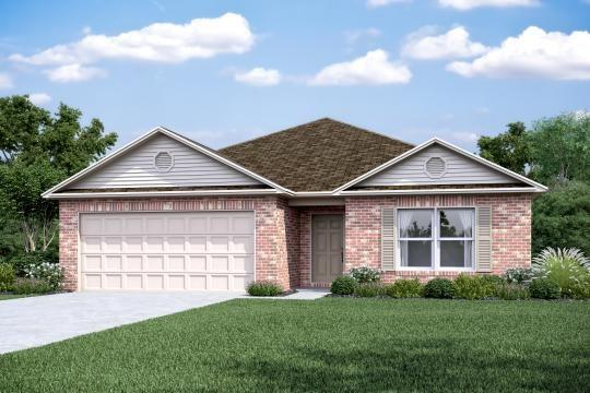 871 Jessica Leigh  St, Elkins, AR 72727 (MLS #1087709) :: McNaughton Real Estate