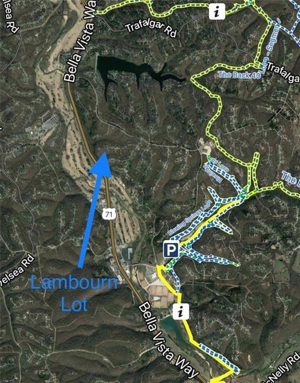 Lambourn Dr, Bella Vista, AR 72714 (MLS #1089113) :: McNaughton Real Estate