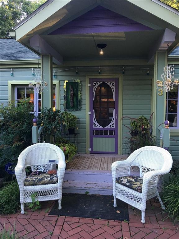 43 Prospect  Ave, Eureka Springs, AR 72632 (MLS #1089563) :: McNaughton Real Estate