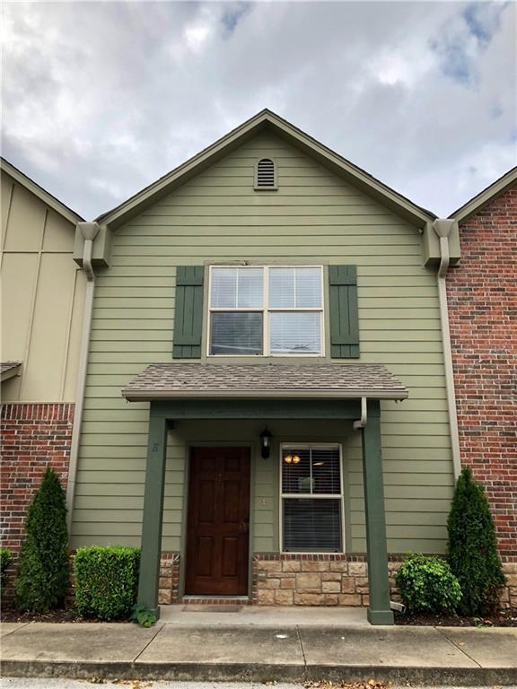 2009 Karrington Ridge Unit #E E, Springdale, AR 72762 (MLS #1091143) :: Five Doors Real Estate - Northwest Arkansas