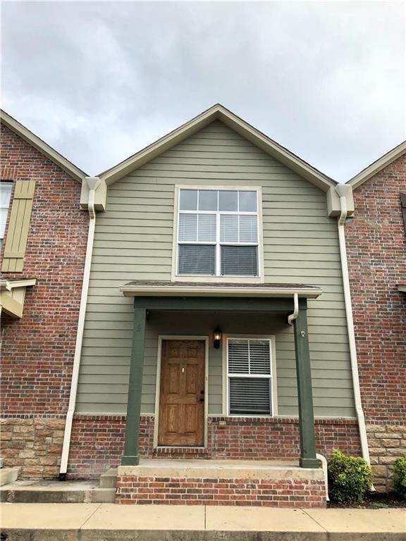 2208 Ellington  Dr Unit #D D, Springdale, AR 72762 (MLS #1091152) :: Five Doors Real Estate - Northwest Arkansas