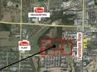 1506 W Shady Grove  Rd, Springdale, AR 72764 (MLS #1092830) :: McNaughton Real Estate
