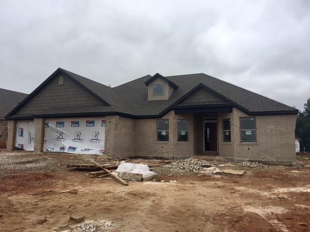1111 Spring Hollow  Rd, Bentonville, AR 72712 (MLS #1094477) :: McNaughton Real Estate