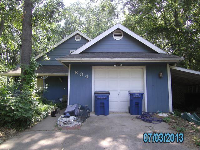 804 N Main  St, Bentonville, AR 72712 (MLS #1094671) :: McNaughton Real Estate
