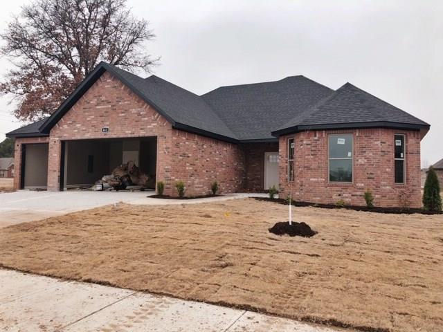 661 Bob Glen  Cir, Centerton, AR 72719 (MLS #1096780) :: McNaughton Real Estate