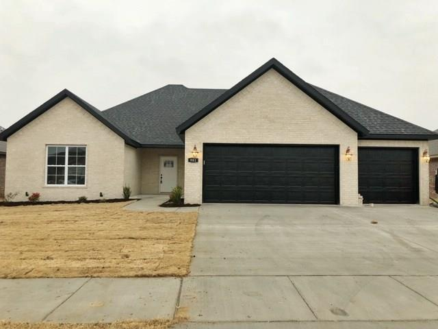 981 Bob Glen  Cir, Centerton, AR 72719 (MLS #1096911) :: McNaughton Real Estate