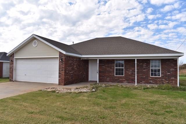603 Magnolia  St, Gravette, AR 72736 (MLS #1097766) :: Five Doors Real Estate - Northwest Arkansas