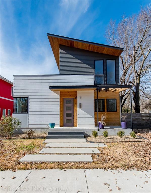 563 East  Ave, Fayetteville, AR 72701 (MLS #1098416) :: Five Doors Real Estate - Northwest Arkansas