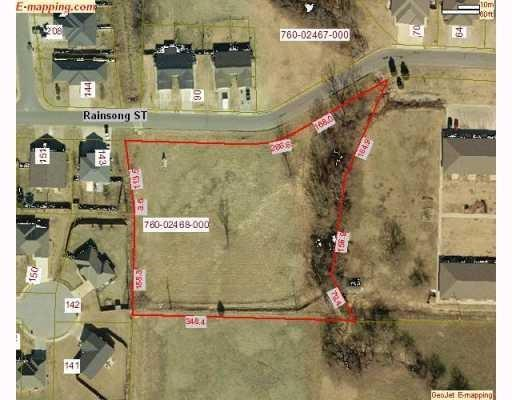 2.2 Acres Rainsong, Farmington, AR 72730 (MLS #1101542) :: McNaughton Real Estate